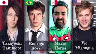 Dragon Ball Kai Op1 epic Mashup: Takayoshi Tanimoto, Rodrigo Rossi, Mario Heras & Vic Mignogna