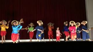 Rice Harvest Dance – Wat Buddhanusorn Thai Classical Night 2016