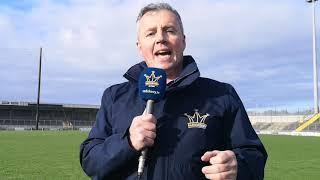 Gambar cover Garveys County Senior Football Final - Live on Radio Kerry