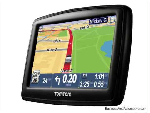 tomtom start 50 5 inch gps navigator with maps of the usa youtube. Black Bedroom Furniture Sets. Home Design Ideas