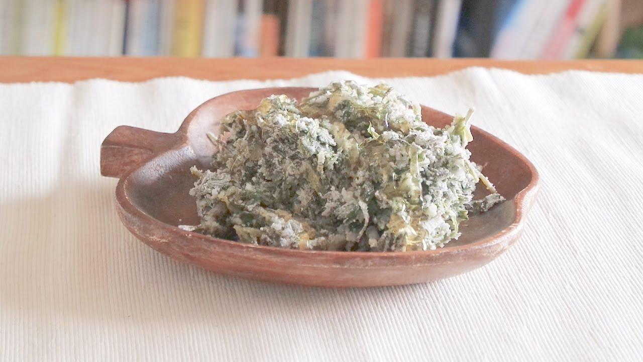 Mugwort Rice Cake
