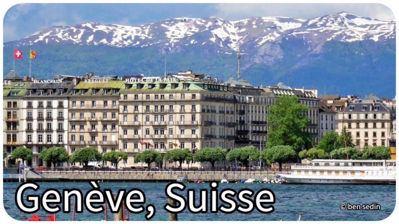 Download Genève, Suisse