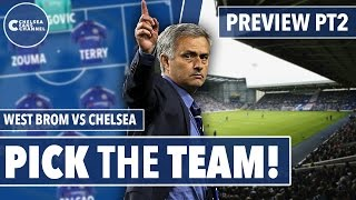 Video Gol Pertandingan West Bromwich Albion vs Chelsea