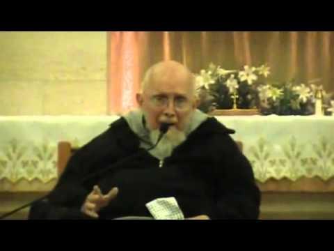 Fr. Benedict Groeschel - Divine Mercy: Understanding the Sacrifice of Christ