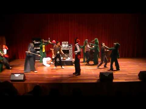 QUEST OF THE PARAGON (P2) - NOVEMBER 14 THEATRE PRODUCTION