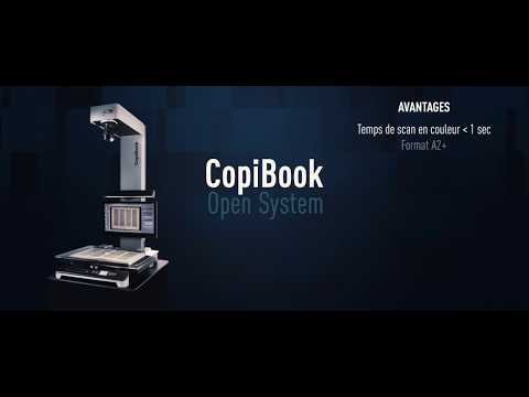 Video Le CopiBook Open System
