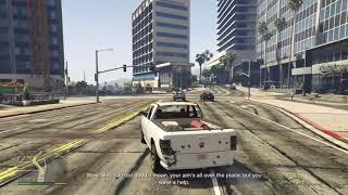 Grand Theft Auto V (PS4) Walkthrough Part 5 -Pulling Favors