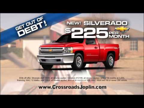 Credit Card Bills Piling Up? Crossroads Chevrolet Cadillac In Joplin, MO  Can Help!