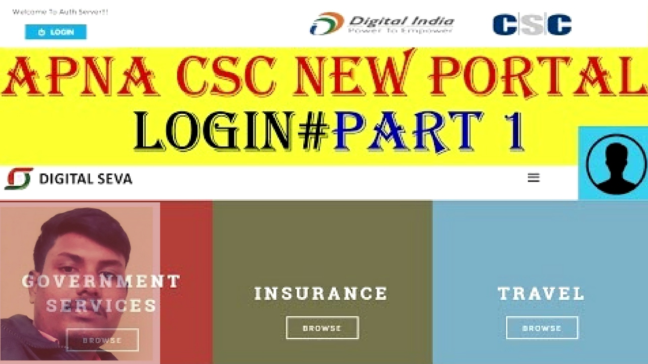 CSC SPV NEW PORTAL It is mandatory for all VLEs to re register in the new  system