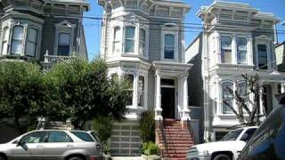 "The ""Full House"" House San Francisco California"