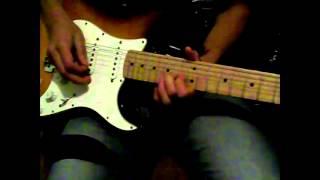 Ciudad de colores Bani Muños guitar