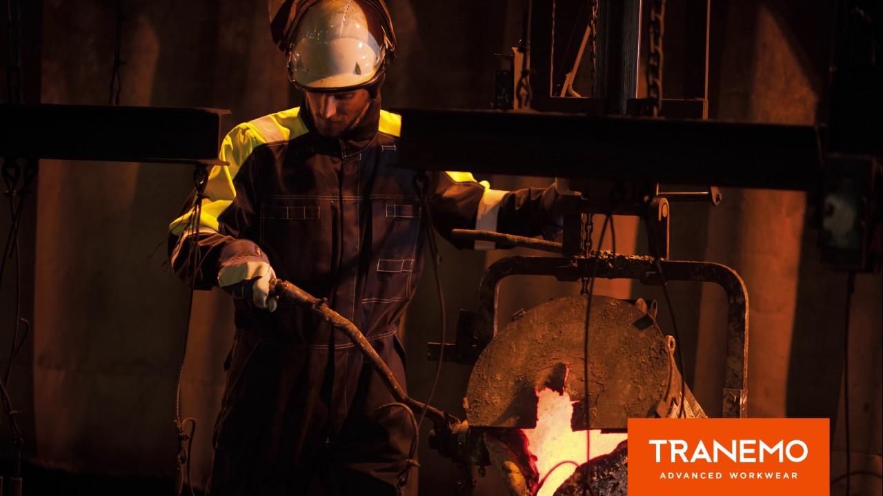 c96aa8c3 Flammehemmende arbeidsklær / Synbarhetsklær - TRANEMO ADVANCED WORKWEAR
