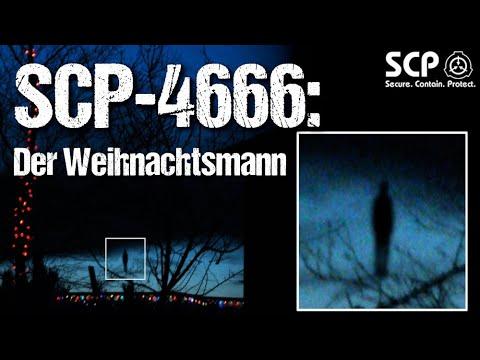 SCP-4666: Der Weihnachtsmann – SCP Favourites | German Creepypasta (Grusel, Horror, Hörbuch) DEUTSCH