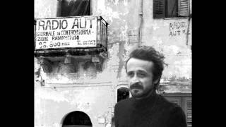 Onda Pazza . Radio Aut . La voce di Peppino. Registrazione originale