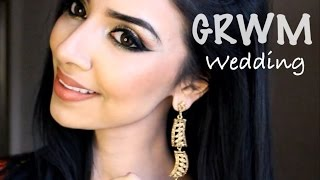 GRWM | Wedding