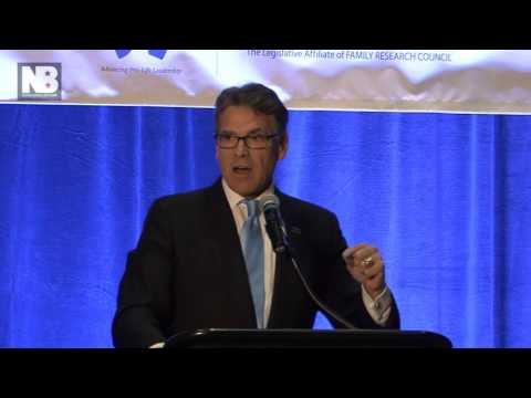 Rick Perry on Obama failing the military and veterans