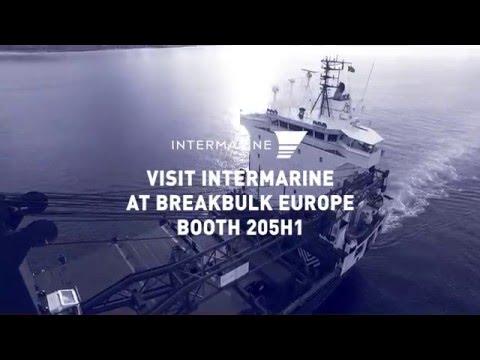 Breakbulk Europe 2016 - Come See Intermarine