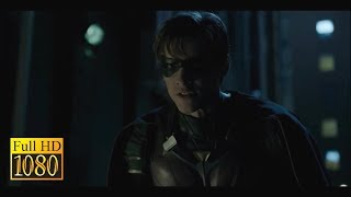 Robin's first Appearance! | Titans - Episode 1.