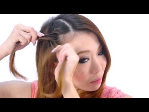 How to วิธีทำผมทรง Twist Braid (ทวิสท์ เบรด)