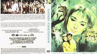 A Flor Que Não Morreu (Green Mansions ) 1959 - VHS  RARO