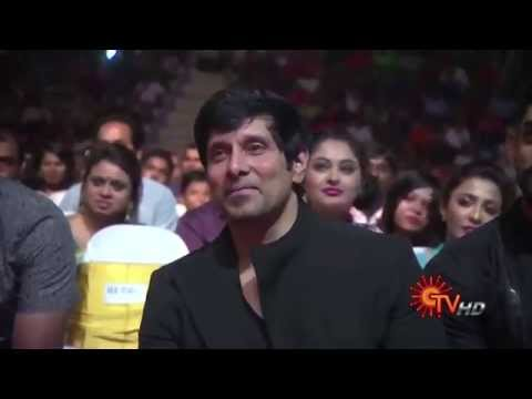 Siva Karthikeyan talks about Chiyaan Vikram and his Dedication in 'I'
