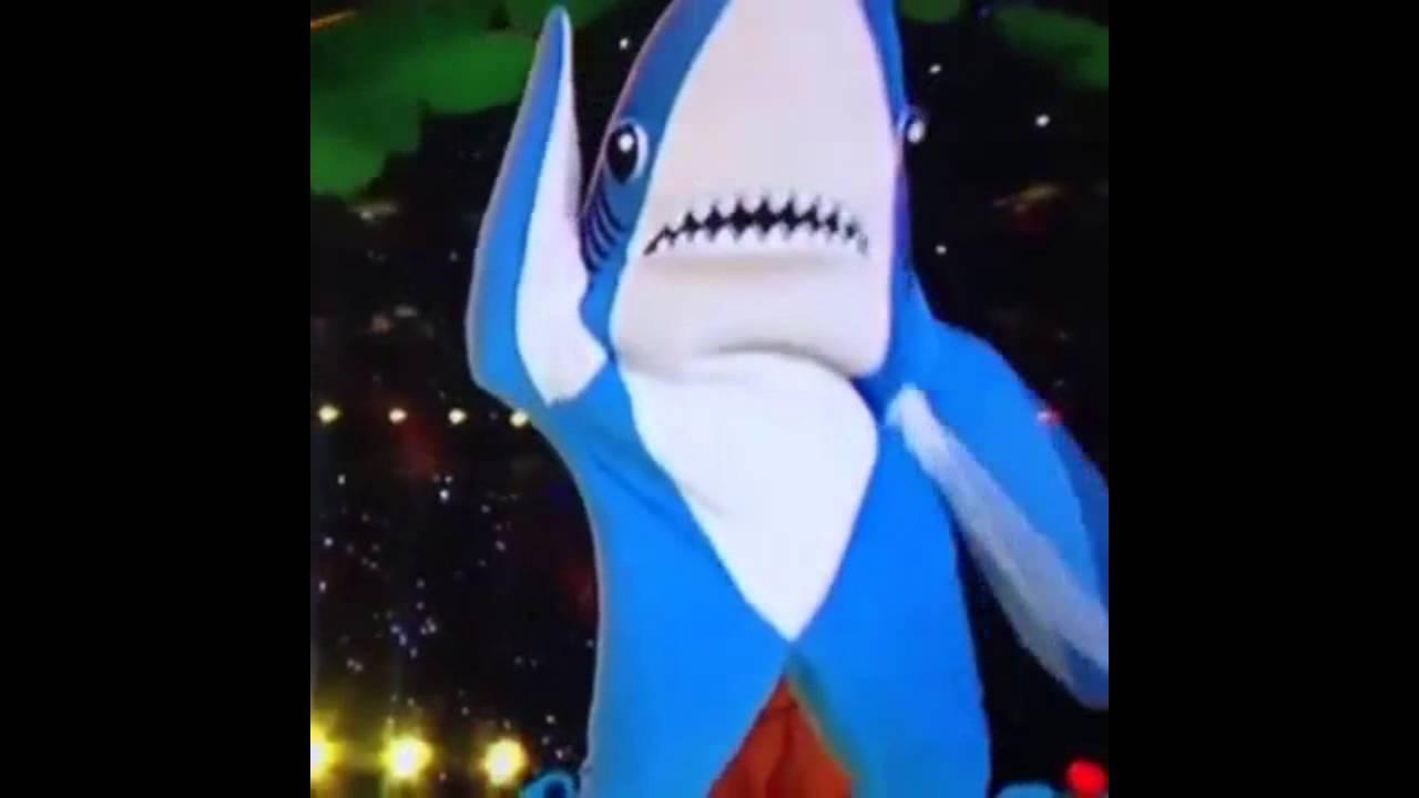 cruel sharks thesis
