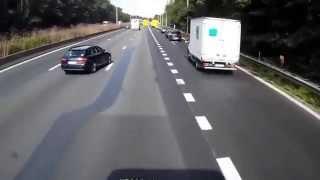 Video Idiot Driver Changing Lanes Causes Horrible Car Accident   OurWorldMyWay com download MP3, 3GP, MP4, WEBM, AVI, FLV Juli 2017