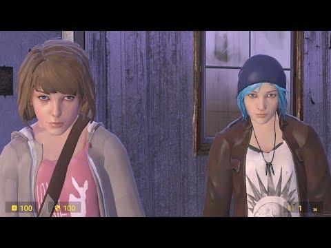 [Garry's Mod]: Life Is Strange | Chloe Price & Maxine Caulfield | VJ-BASE | DOWNLOAD thumbnail