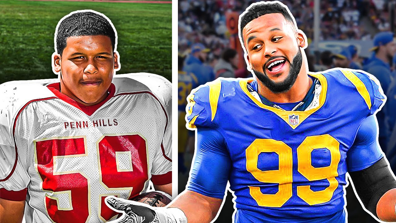 The Story of Aaron Donald