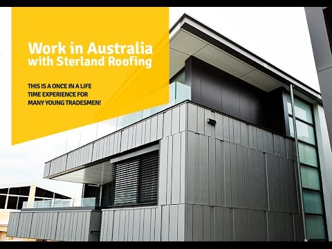 Roof Plumbing and Metal Wall Cladding in Sydney, Australia