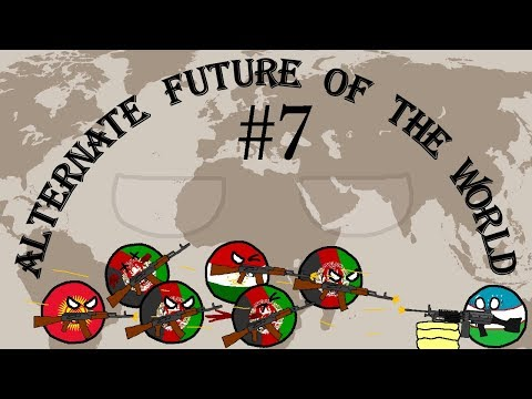 Alternative Future of the World #7 - Back from the dead