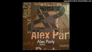 Alex Party - Simple Things (Rhythm Masters Sub Bass Mix)
