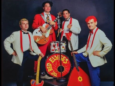 Red Elvises - Live On The Pacific Ocean