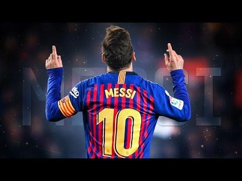 Lionel Messi 2019 - Skills & Goals | HD