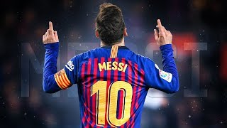 Lionel Messi 2019 - Skills & Goals | HD