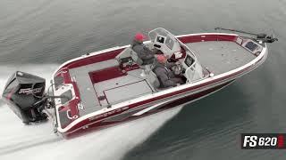 Ranger 620FS PRO On Water Footage