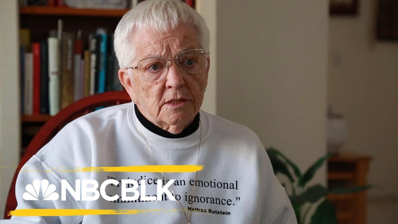 Anti Racism Educator Jane Elliott Theres Only One Race The Human