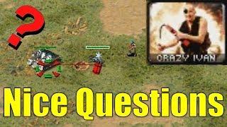 Nice Questions: Crazy Ivan bomb in Terror Drone Red Alert 2
