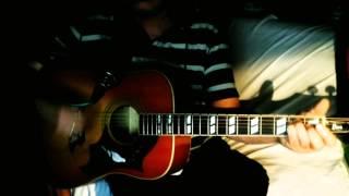 Honky Tonk Women ~ The Rolling Stones - Gram Parsons ~ Cover w/ Epiphone Dove Pro VS & BT