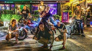 Круто затусили с байкерами и покупаем мотоцикл для путешествия по Китаю.
