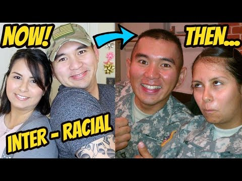 MILITARY DIVERSITY & INTERRACIAL COUPLES...
