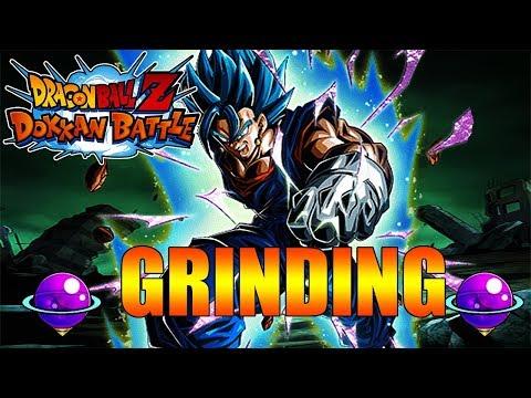 LR Vegito Blue Grind/Super Battle Road | Dragon Ball Z Dokkan Battle