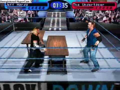 Jeff Hardy Vs Undertaker Tables Wwf Smackdown 2 Know