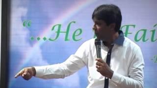 Pastor Vijay Nadar Handling Fear - Part 3