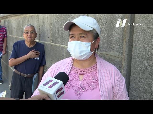#SET #PueblaNoticias Adelantan entrega de apoyos a adultos mayores