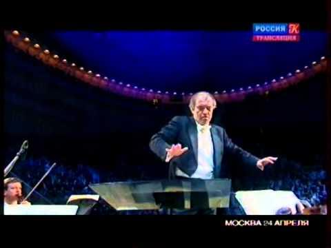 Prokofiev Alexander Nevsky, op.78, № 5, 6 (O.Borodina, Mariinsky orchestra / Gergiev)