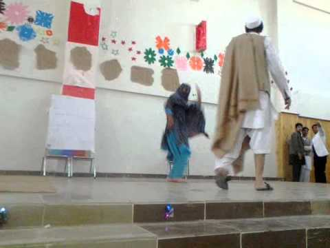 hazara university dance party by Alone Boy(I.T)