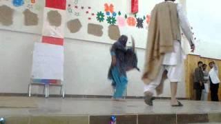 hazara university dance party by Alone Boy(I.T)