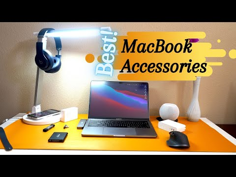 Best MacBook Pro (M1) Accessories for Work from Home Pros (2021)
