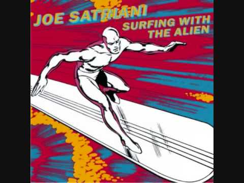 Joe Satriani  Crushing Day